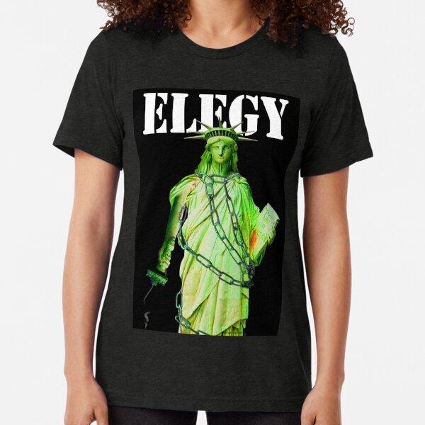 Elegy Tri-blend T-Shirt