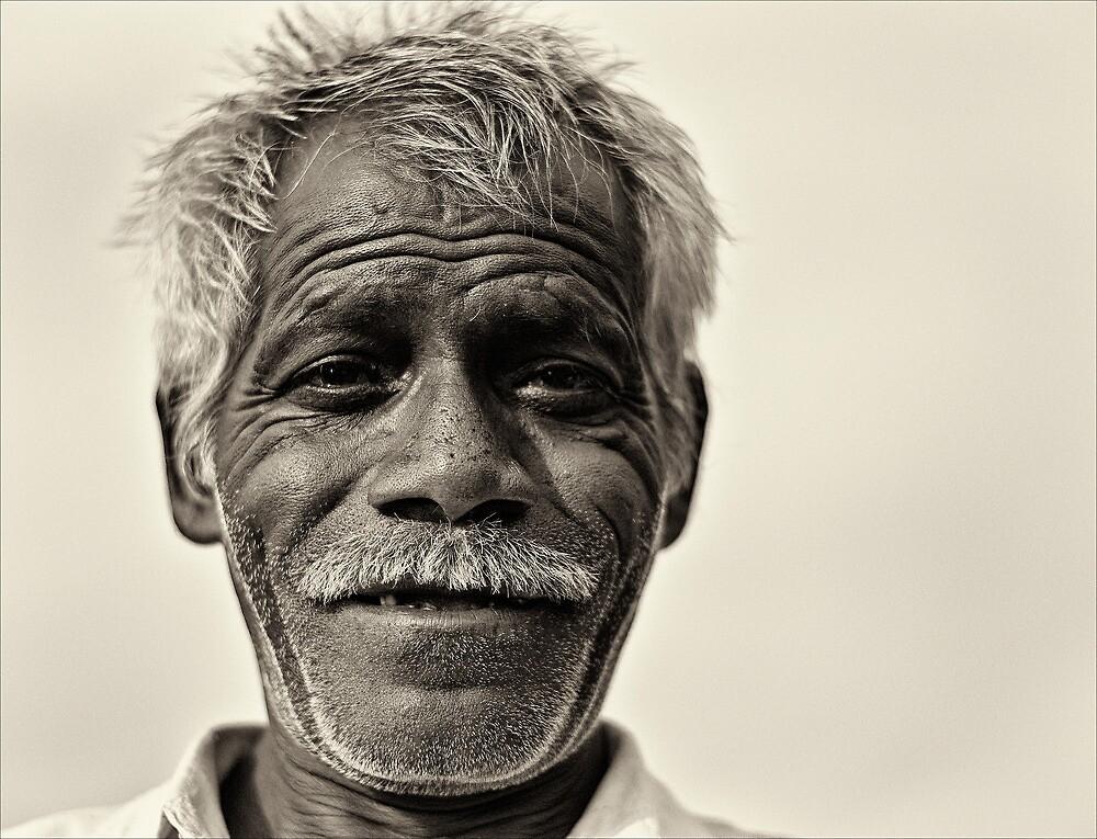 Jolly old man by Neha Singh