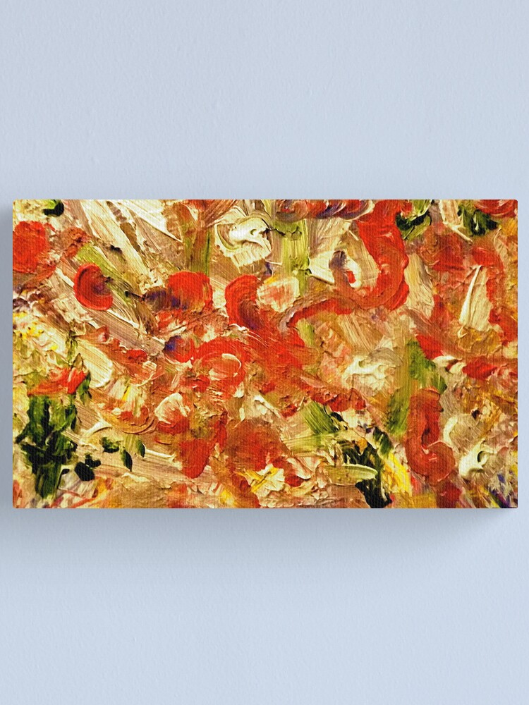Alternate view of Realms Canvas Print