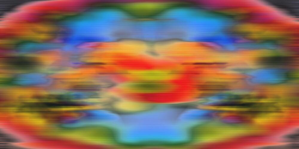 Flowing by Benedikt Amrhein