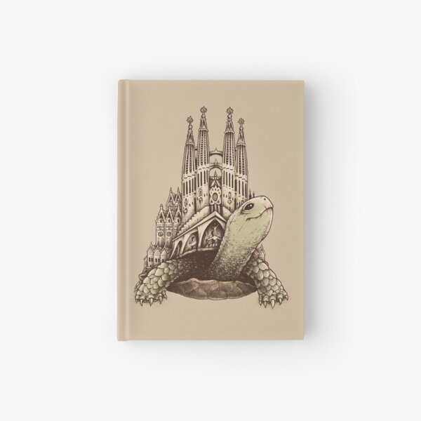 Slow Architecture Hardcover Journal