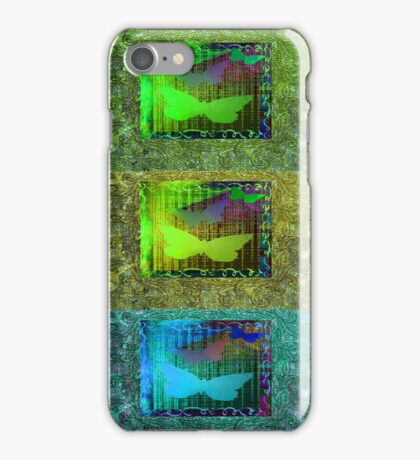 LOVELY BUTTERFLIES. iPhone Case/Skin