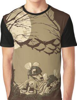 Woodland Wars Graphic T-Shirt