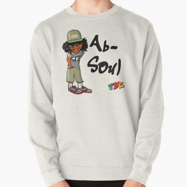 Ab-Soul Graf Style Pullover Sweatshirt