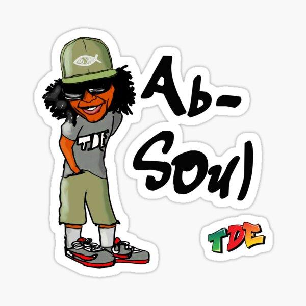 Ab-Soul Graf Style Sticker