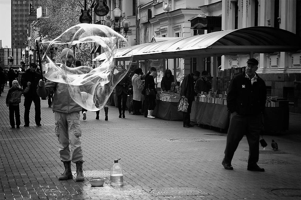 Bubblemeister O by Roman Naumoff
