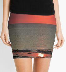 Sunset, Cable Beach, Broome, Western Australia Mini Skirt