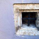 A hole in the wall. by Janne Keinänen