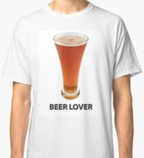 Beer Lover Classic T-Shirt