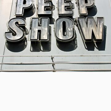 Peep Show by chrisbradshaw22