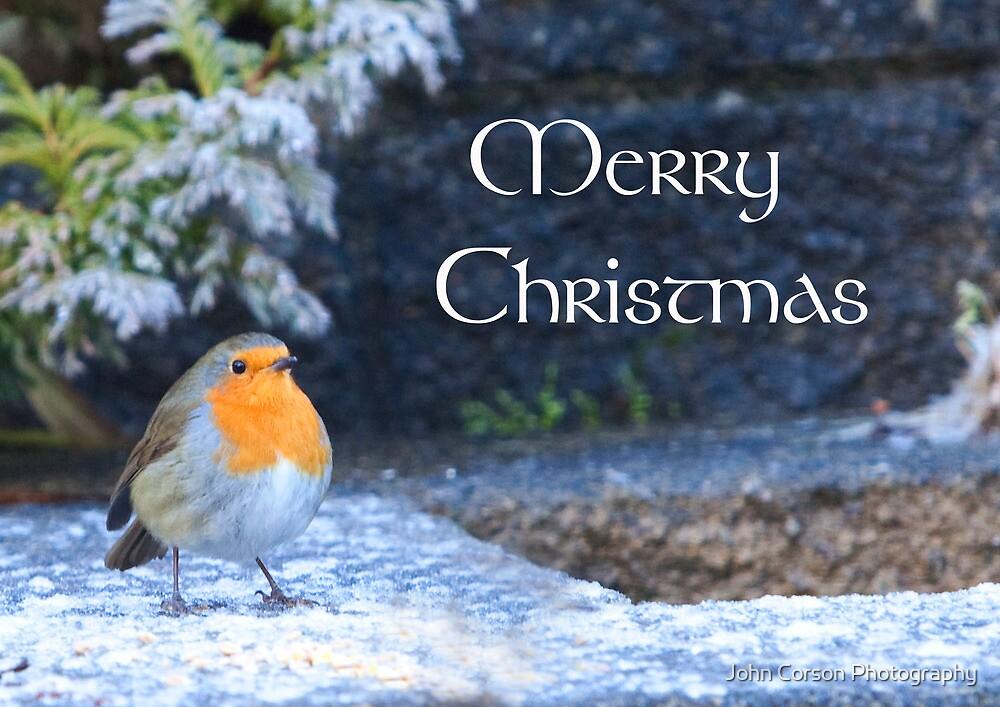 Merry Christmas by John Corson Photography