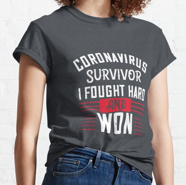 Coronavirus Survivor Gear Classic T-Shirt