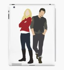 Swanfire - Once Upon a Time iPad Case/Skin