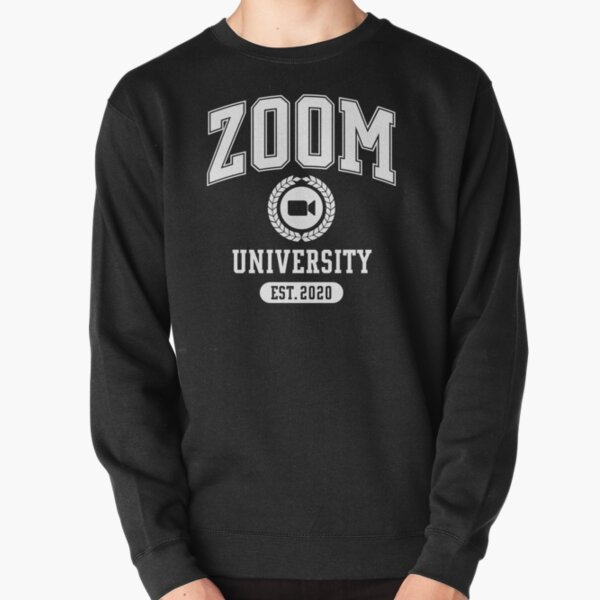 ZOOM UNIVERSITY Pullover Sweatshirt