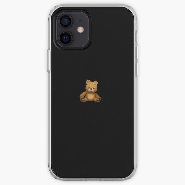 ours en peluche Coque souple iPhone
