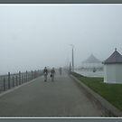 Promenade in Mist by dOlier