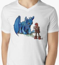 How To Train Your Dragon 'Toothless'  By EmegE  T-Shirt