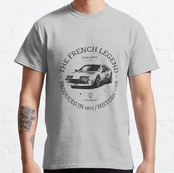 Renault Alpine A310 V6 T-shirt classique