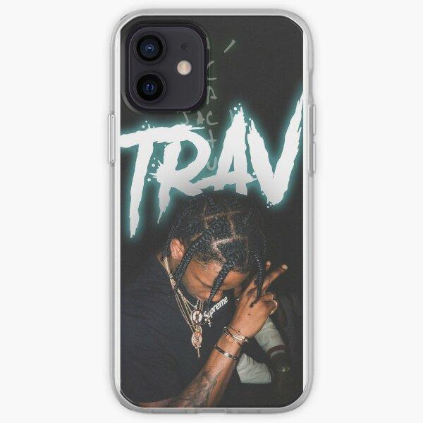 Travis Scott Funda blanda para iPhone
