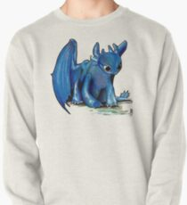 How To Train Your Dragon 'Toothless' by EmegE (Edited) Pullover