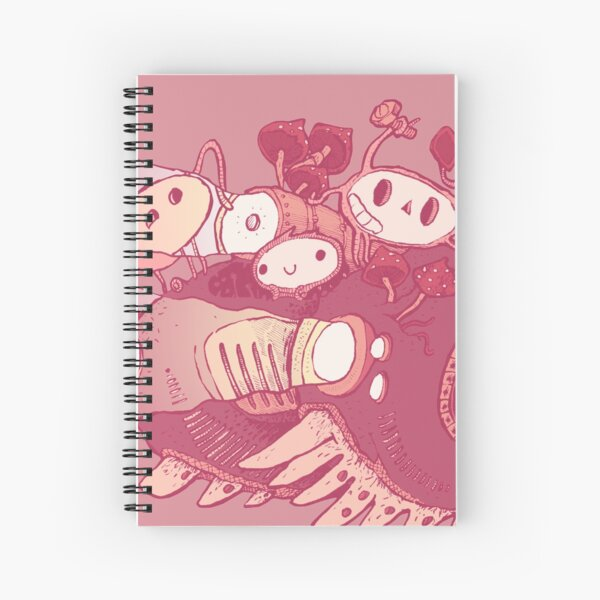 Perfect Journey! Spiral Notebook
