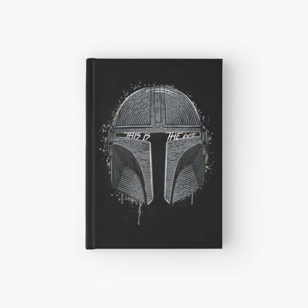 This Is The Way Hardcover Journal