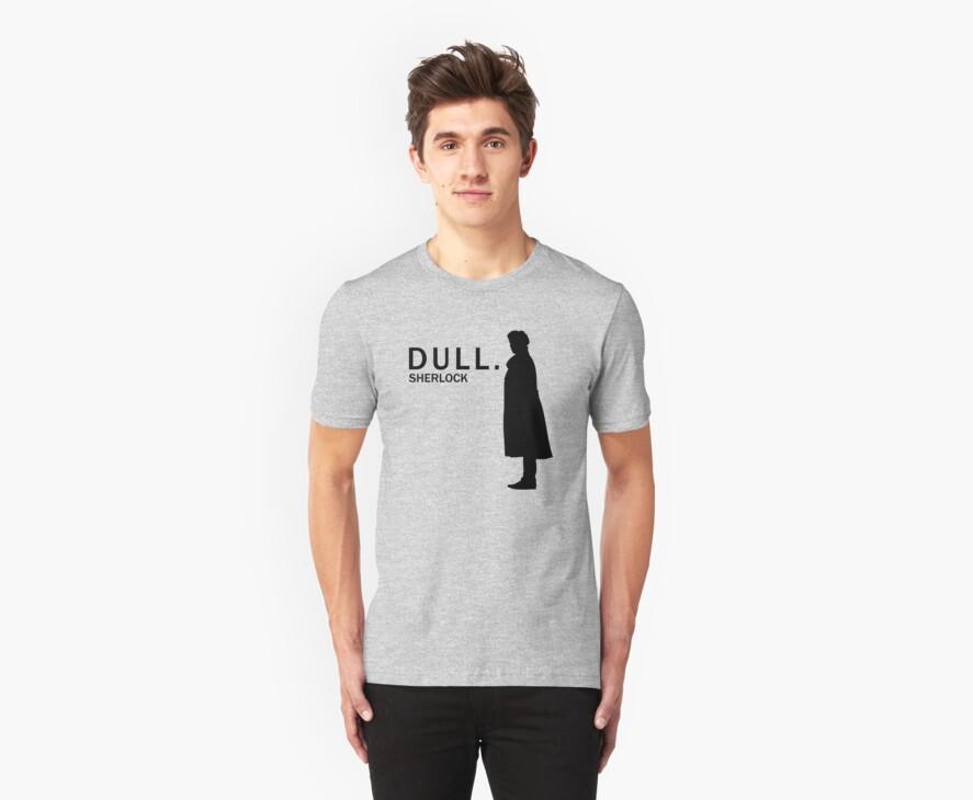 Dull. by arijenice
