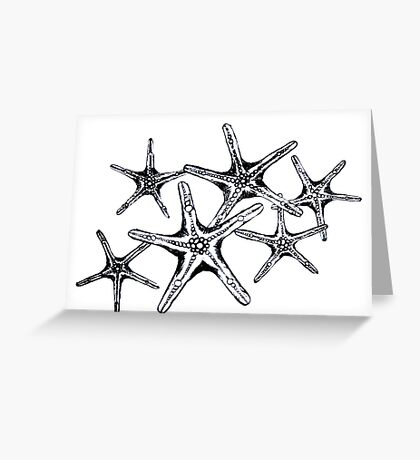 Starfish 1 Greeting Card