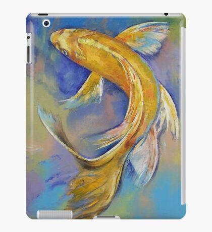 Orenji Butterfly Koi iPad Case/Skin
