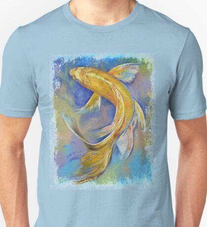 Orenji Butterfly Koi T-Shirt