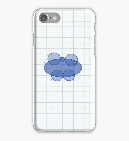 Math.Man iPhone Case/Skin