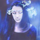 A Flower's Solitude by Mariana Dias