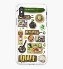 Mexican Food iPhone Case