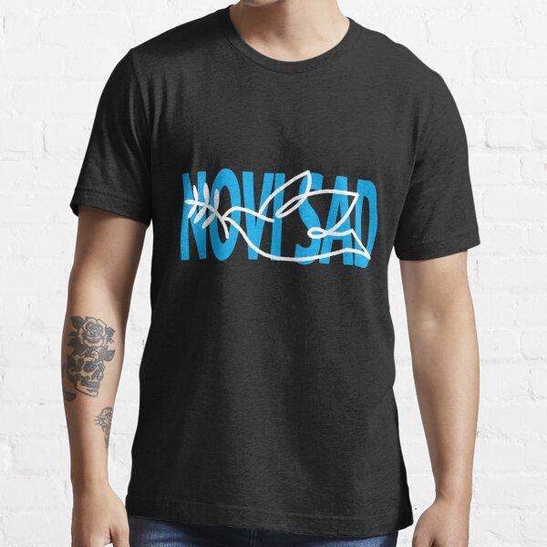 Novi Sad, golub simbol grada Essential T-Shirt