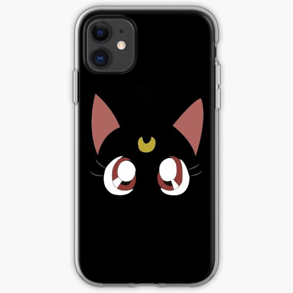 Sailormoon - Luna iPhone Soft Case