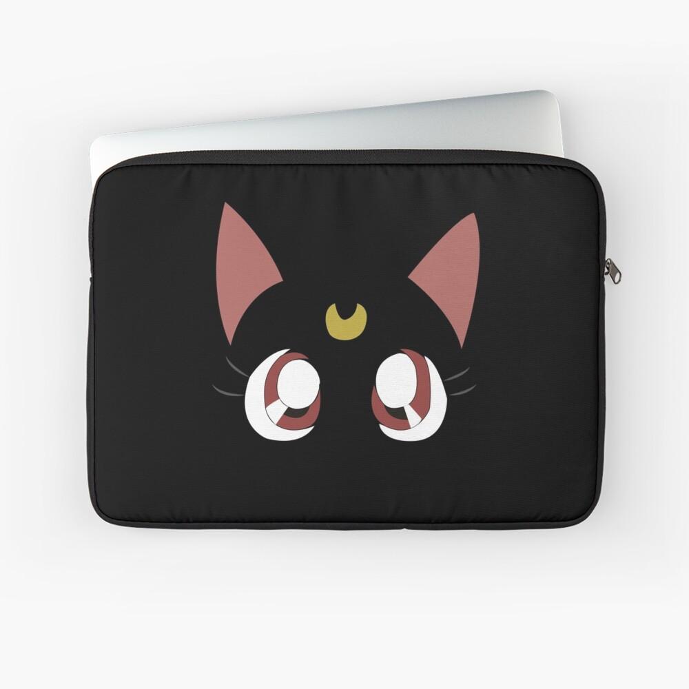 Sailormoon - Luna Laptop Sleeve