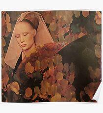 Portrait of Autumn Poster