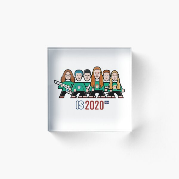 Iceland 2020 Acrylic Block