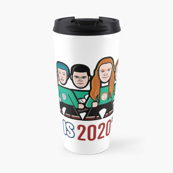 Iceland 2020 Travel Mug