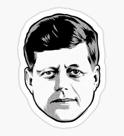 JFK Sticker