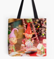 Busy Little Elves Tote Bag