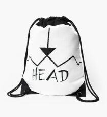 "Potentiometer ""Pot"" Head Drawstring Bag"