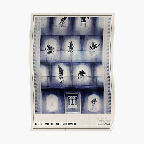 The Tomb of the Cybermen Poster
