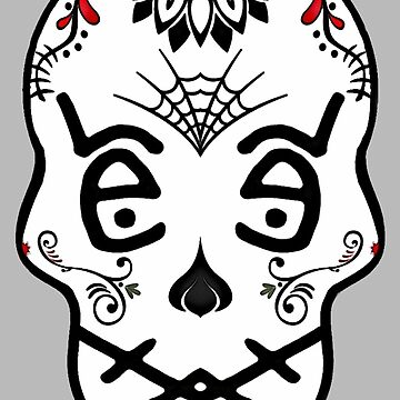 Untitled - (Sugar Skull) by TheLomes