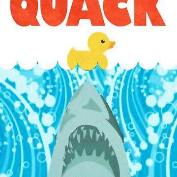 Quack Duck Parody by ElexElexan