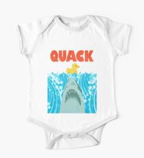 Quack Duck Parody Kids Clothes