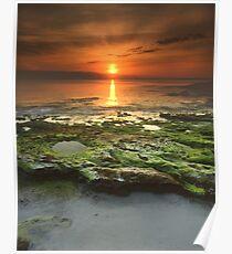 """Greenfield Sunrise"" ∞ Vincentia, NSW - Australia Poster"