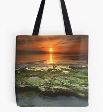 """Greenfield Sunrise"" ∞ Vincentia, NSW - Australia Tote Bag"