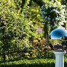 Mirror Ball, Butchart Gardens by SusanAdey