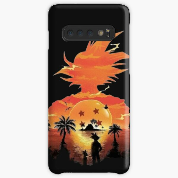 dragon ball z shirt Samsung Galaxy Snap Case